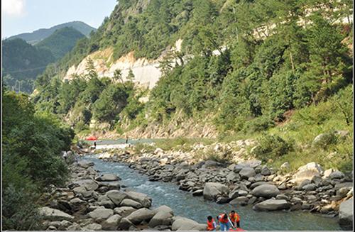 浙江大峡谷