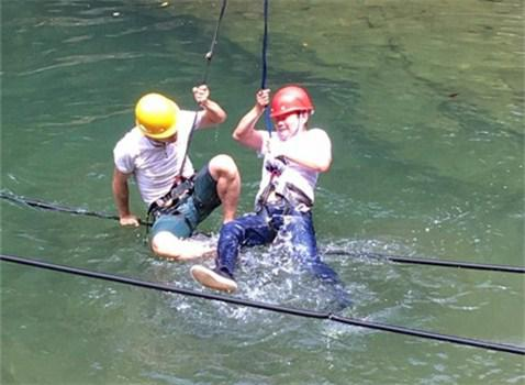 齐兴|丹山赤水旅游拓展实录