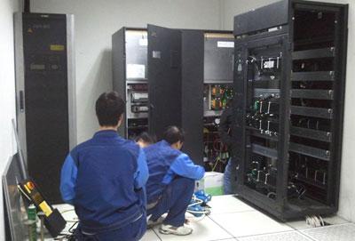 艾默生精密空调故障如何检修,六种高频故障维修!