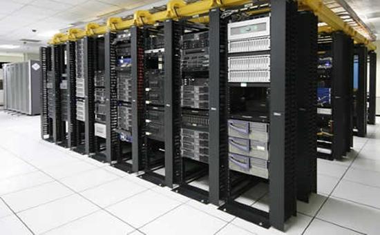 大型数据中心建设