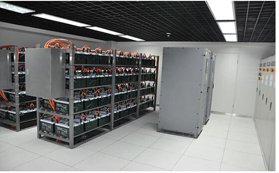 中心机房建设