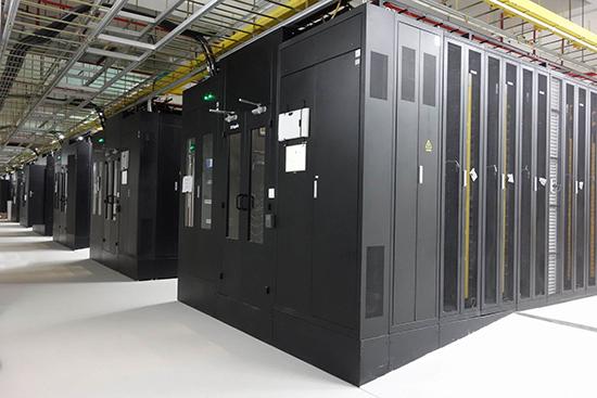 微模块数据中心